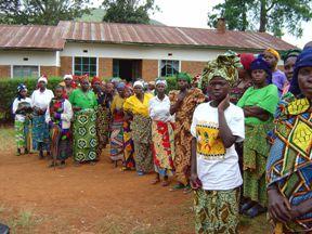 DRC women